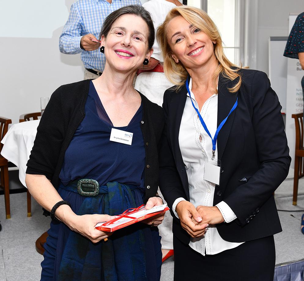 Dr. Brigitta Schwarzer, Dr. Judith Girschik