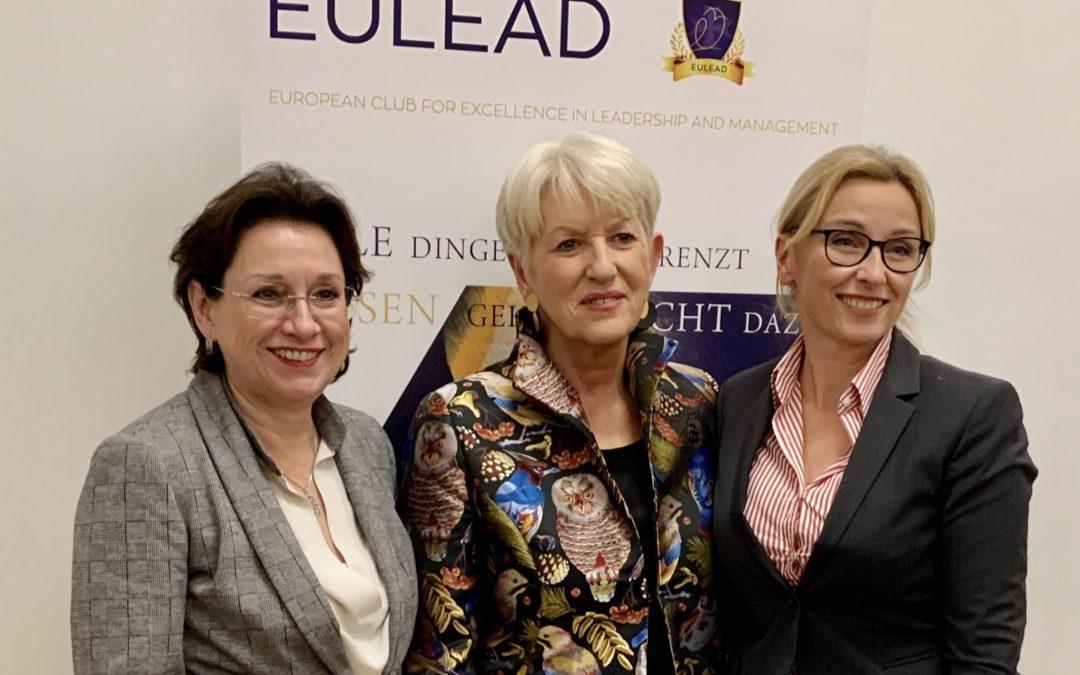 EULEAD im Gespräch mit Maria Rauch-Kallat