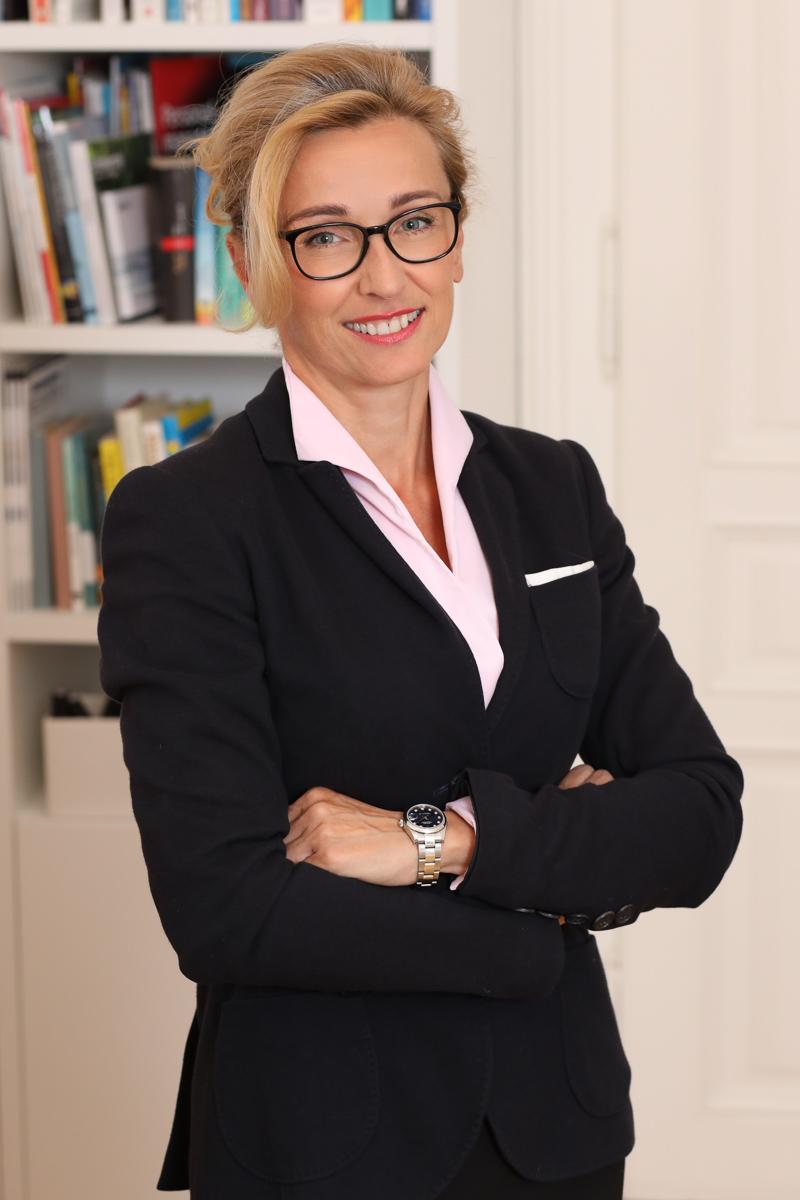 Führungskräfte Coach Dr. Judith Girschik