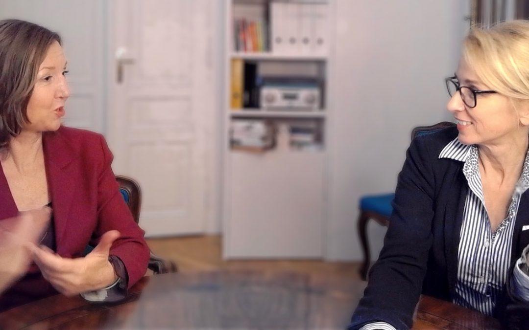 Geld ist nicht alles – im Gespräch mit Mag. Johanna Eisenberger