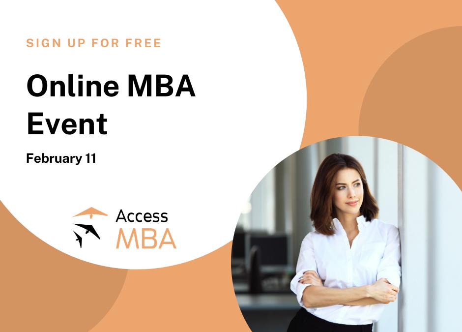 Entwicklungsmöglichkeit ONLINE-MBA
