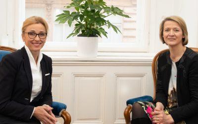 Im Gespräch mit Dagmar Gross, Geschäftsführerin des Österreichischen Sektkomitees